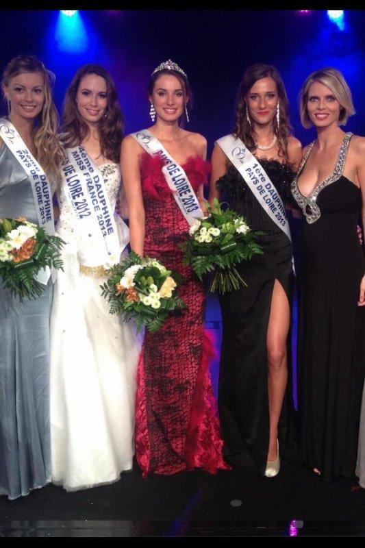 Découvrez Miss Pays de Loire 2013 et la Miss Pays de Loire du blog !