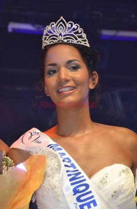 Découvrez Miss Martinique 2013 et la Miss Martinique du blog !