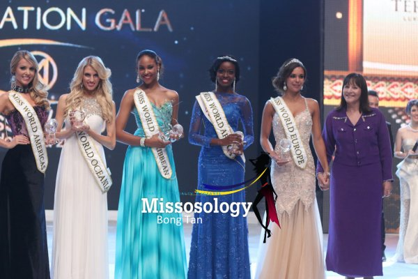 Récapitulons Miss World...