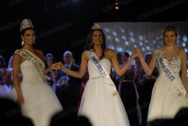 Venez découvrir Miss Franche-Comté et la Miss Franche-Comté du blog !
