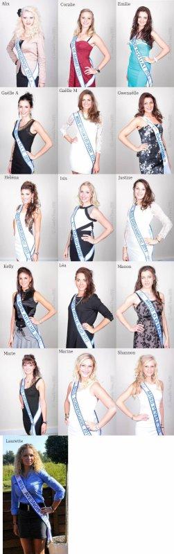 Election de la Miss Nord pas de Calais du blog !