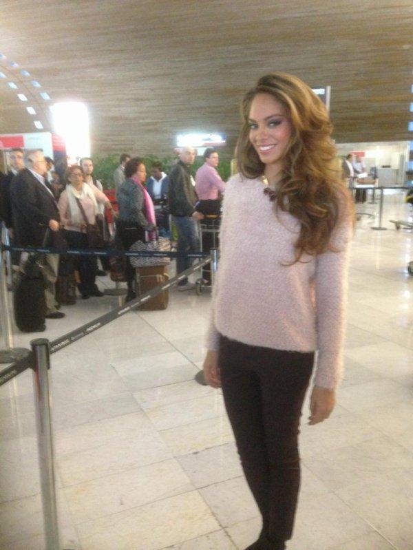 Hinarani à Miss Univers : le commencement