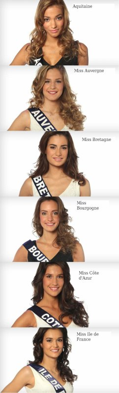 Election de la Miss France  2014 du blog !