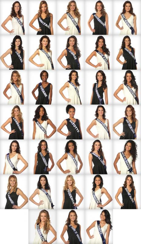 Aventure Miss France : Les photos officielles !