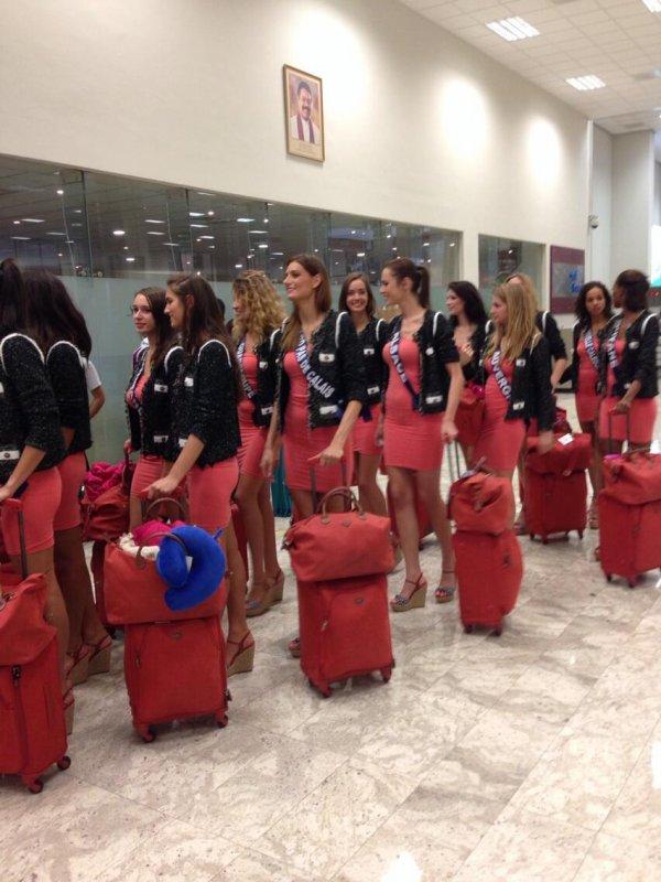 Aventure Miss France : Arrivée au Sri Lanka