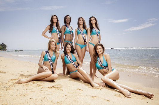 Aventure Miss France : première photo officielle de groupe publiée !