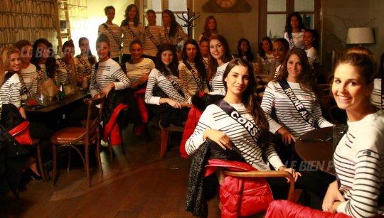 Aventure Miss France : Les Miss à Dijon !