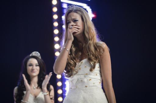 Miss Belgique 2014 : c'est elle