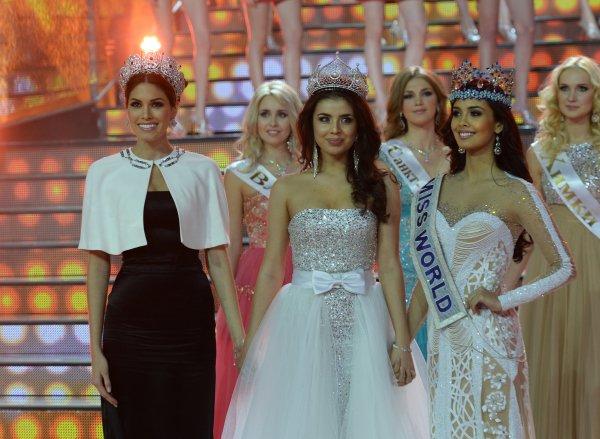 Miss Russie 2014 : Découvrez la gagnante !