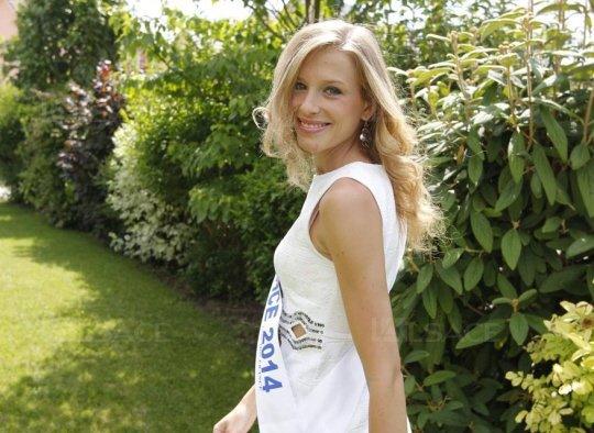 Découvrez Miss Alsace 2014 !