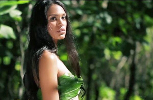 Découvrez Miss Tahiti 2014 !