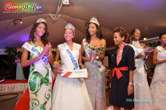 Miss Martinique 2014 :  Qui a pris le témoin après Nathalie Frédal ?