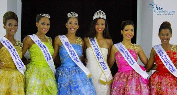 Miss Guadeloupe 2014, qui est l'heureuse élue ?