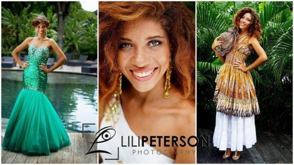 Photos officielles de Miss Saint-Martin !