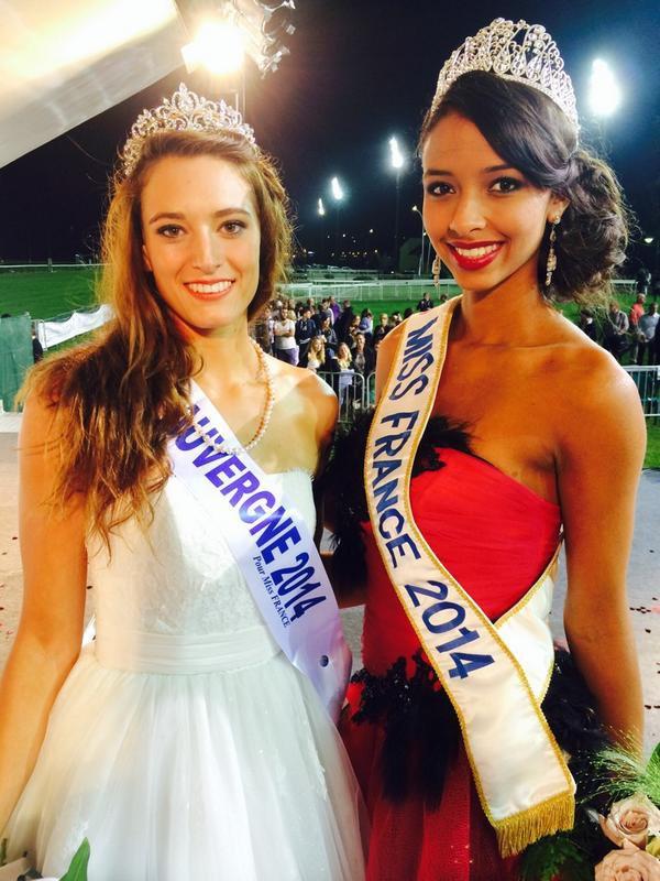 Découvrez la nouvelle Miss Auvergne !