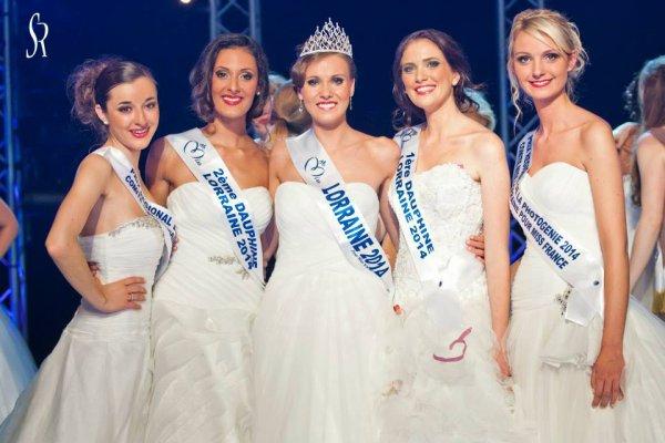 Découvrez Miss Lorraine 2014 !