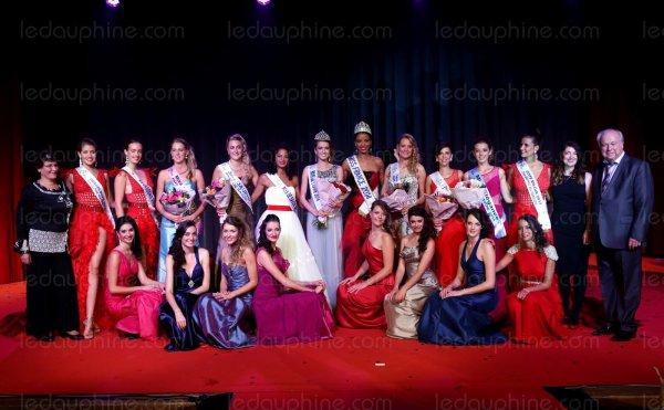 Découvrez Miss Pays de Savoie !