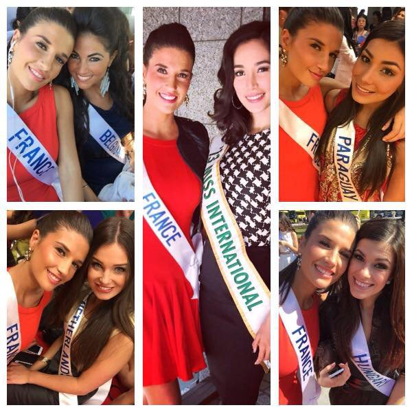 Aurianne à Miss International !!