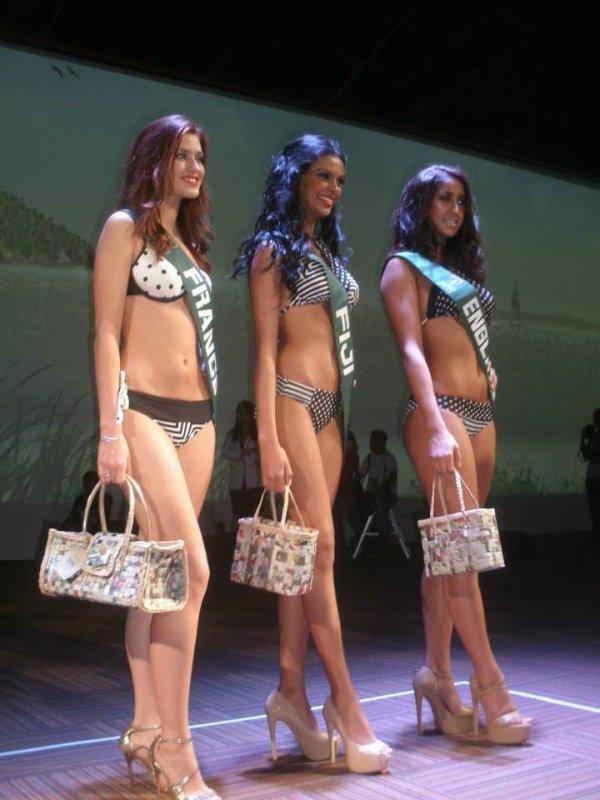 Laetizia fait ses premiers pas en Philippines !