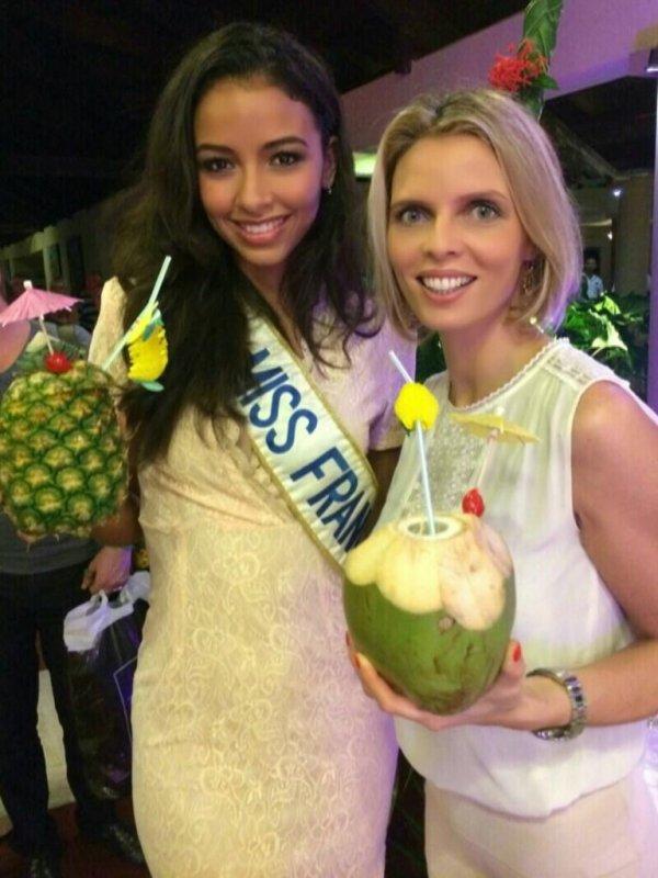 Les Miss sont arrivées à Punta Cana !