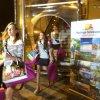 Les filles à l'aéroport de Punta Cana !