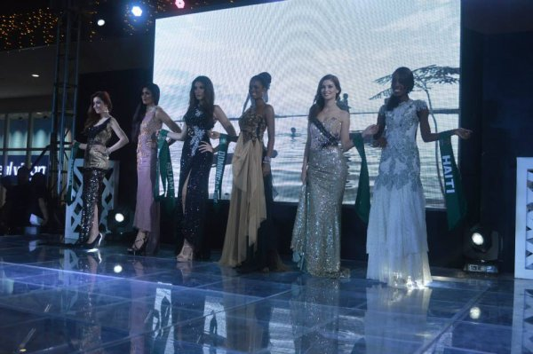 Laetizia à Miss Earth !