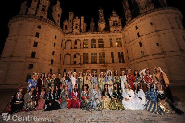Les Miss à Orléans !