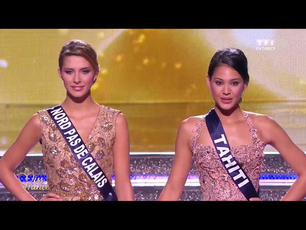 Miss France 2015 : Découvrez la gagnante !