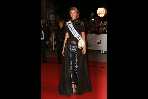 Camille aux NRJ Music Awards !