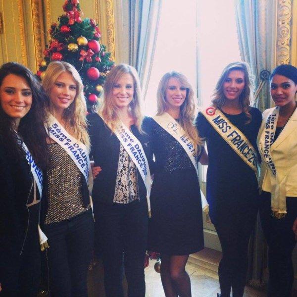 Actualité de Alyssa Wurtz - quatrième dauphine de Miss France 2015