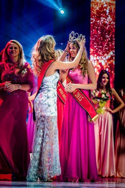 Miss Belgique 2015 : Qui est l'heureuse élue ?