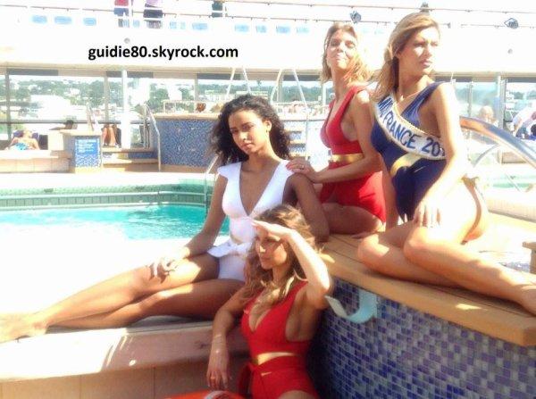Les Miss en Martinique !