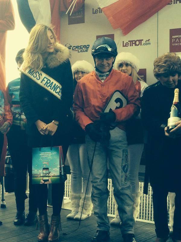 Camille au Grand Prix de France !