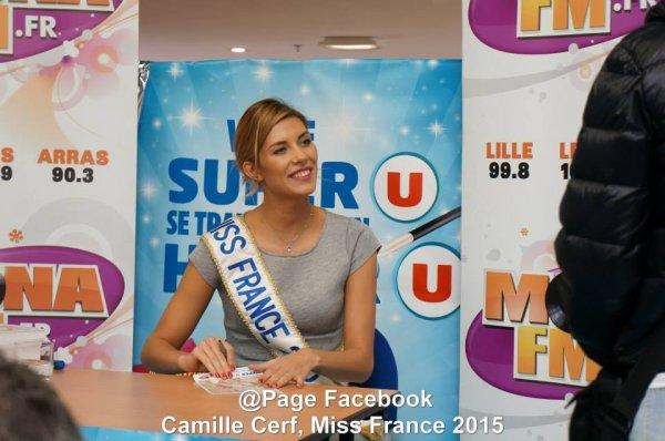 Camille à Nieppe !