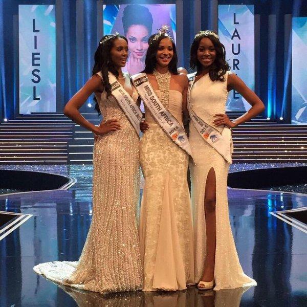 Miss Afrique du Sud 2015 : Qui succède à Rolene Strauss !
