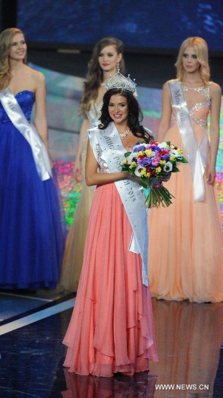 Miss Russie 2015 : Qui est la grande gagnante ?