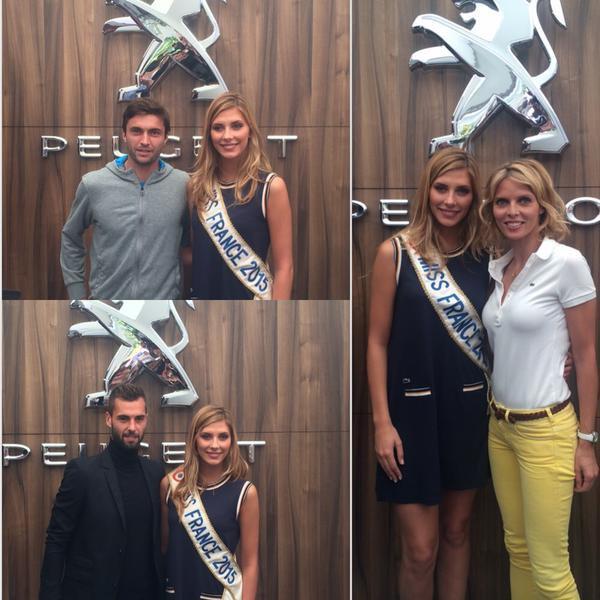 Camille à Roland Garros !