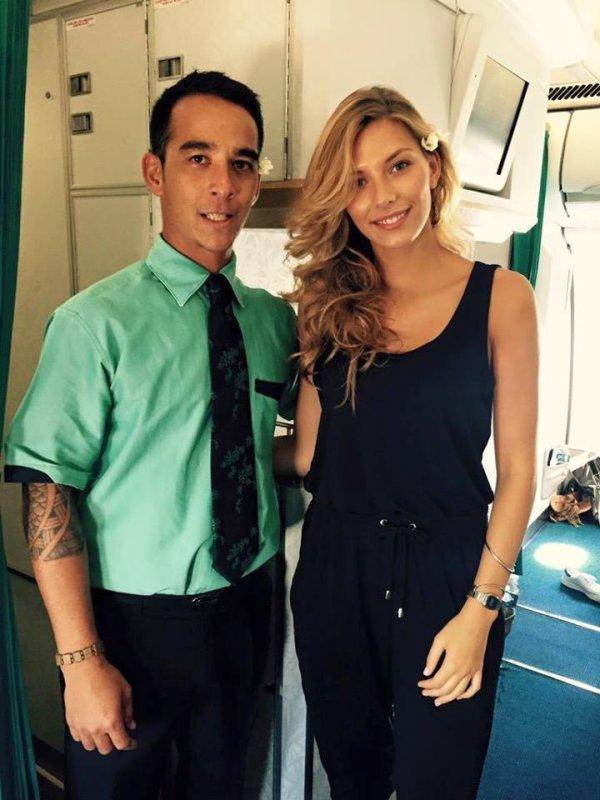 Camille à Tahiti !