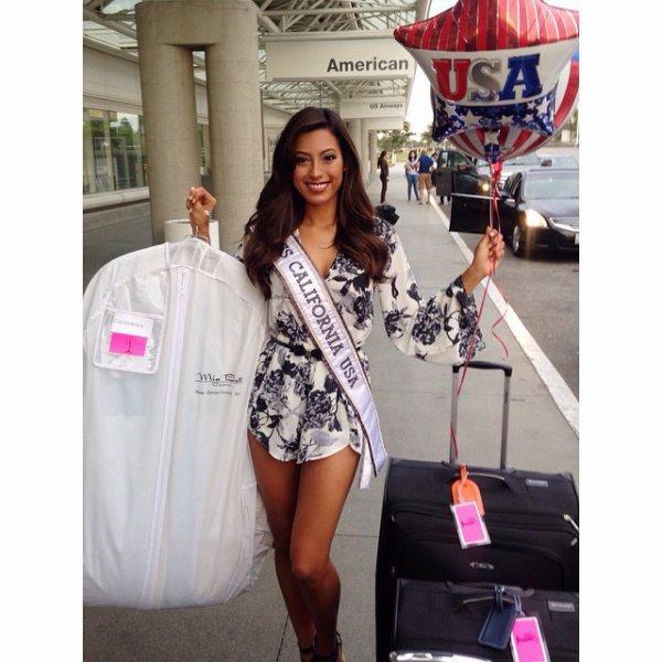 Miss USA 2015 : C'est parti !