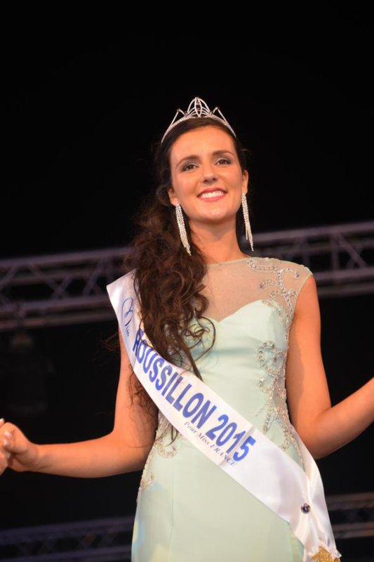 Miss Roussillon 2015 : Qui succède à Sheana Vila Real ?