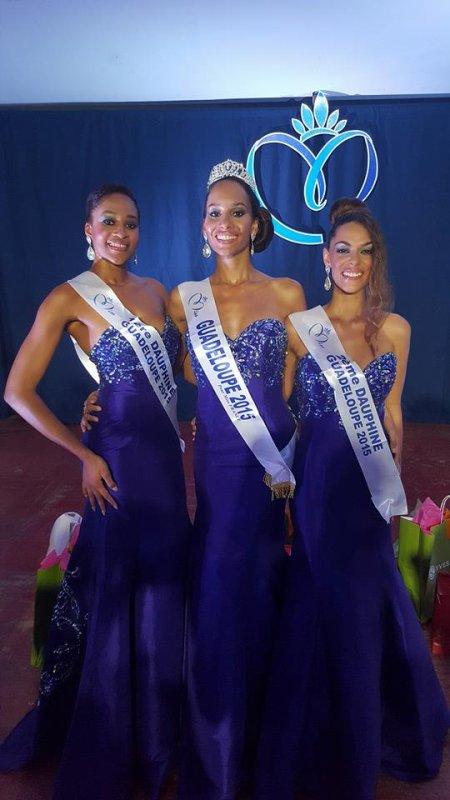 Miss Guadeloupe 2015 : Découvrez la gagnante !