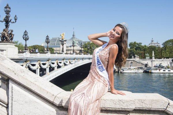 Nouvelles de Miss : Fanny Harcaut - Ile de France 2015