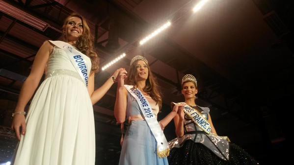 Miss Bourgogne 2015 : Qui est la nouvelle Miss ?