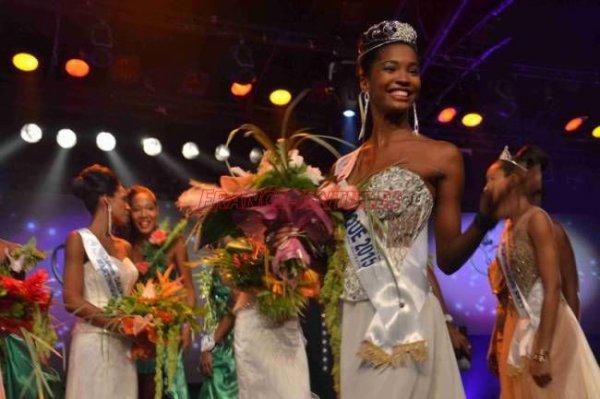 Miss Martinique 2015 : Qui succède à Moëra Michalon ?