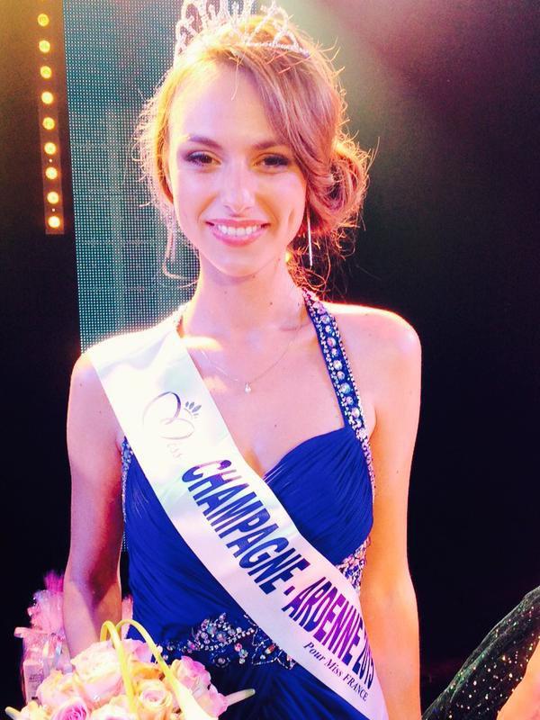 Miss Champagne-Ardenne 2015 : Découvrez la grande gagnante !