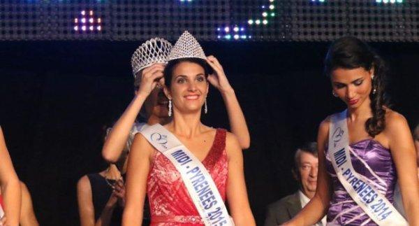 Miss Midi-Pyrénées 2015 : Découvrez la gagnante !