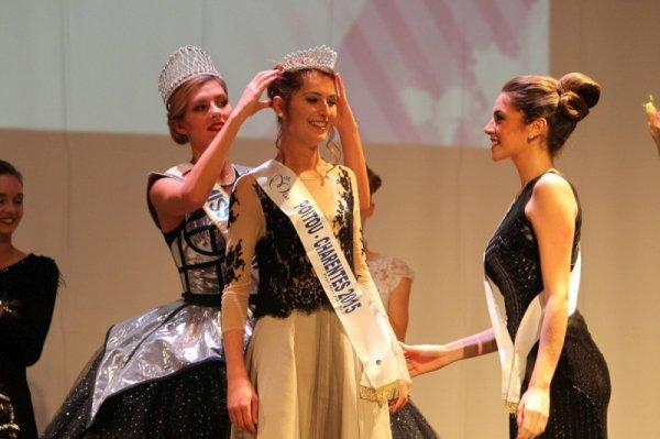 Miss Poitou-Charentes 2015  : Découvrez la grande gagnante !