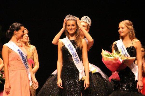 Miss Normandie 2015 : Qui est l'heureuse élue ?