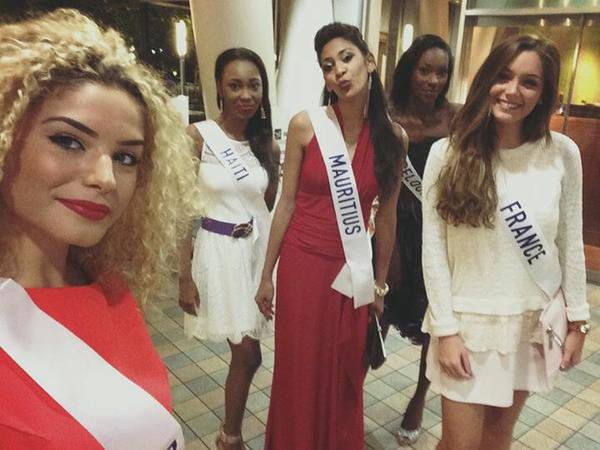 Charlotte à Miss International !