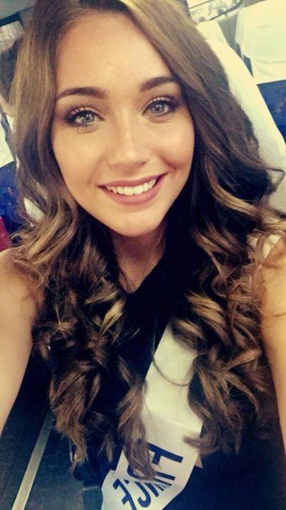Charlotte à Miss International !!